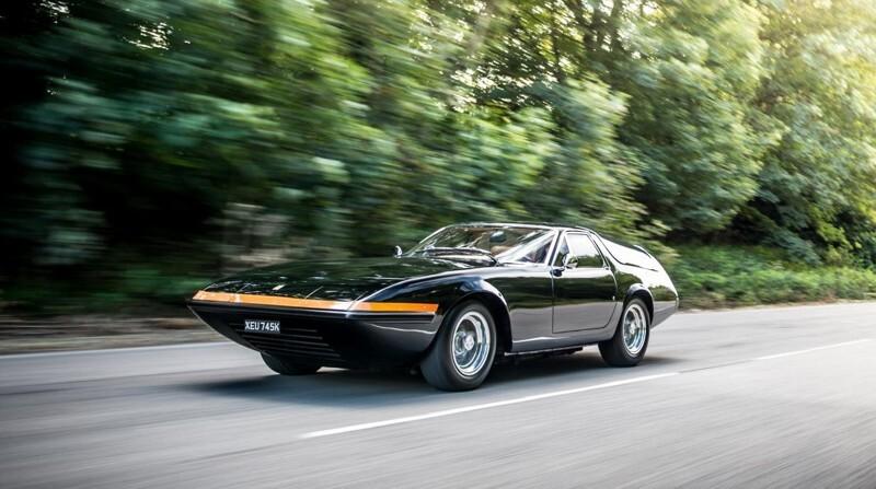 Уникальный Ferrari оценили в $1 миллион