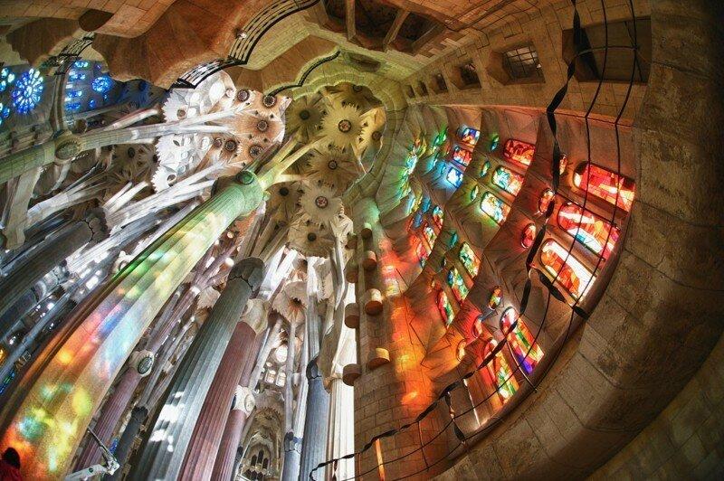 30 невероятных шедевров архитектуры  со всего мира