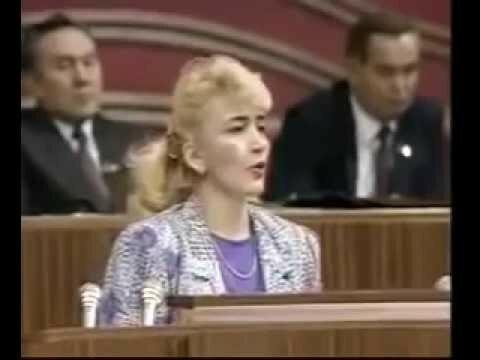 КАК ЖЕ ОНА БЫЛА ПРАВА в 1990 году