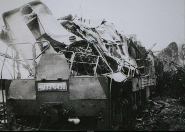 Катастрофа 20 мая 1989 года в Алма-Ате