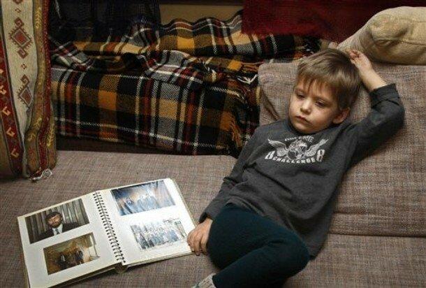 История про мальчика, который хотел просто сидеть, или на самом ли деле мамы знают лучше?