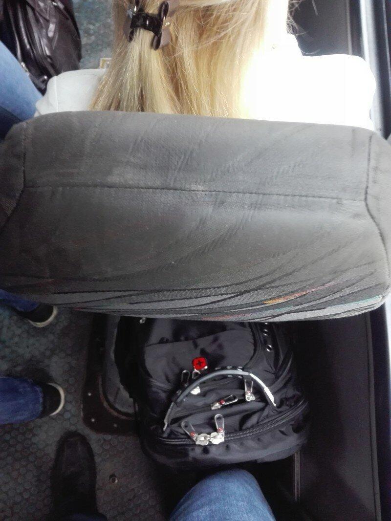 Конкурс на самое грязное маршрутное такси России