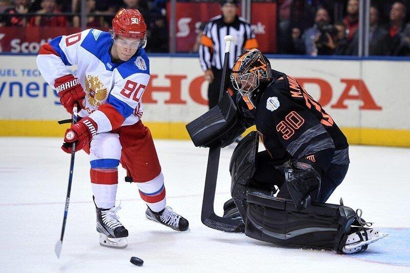 Россия vs North Americ 4:3