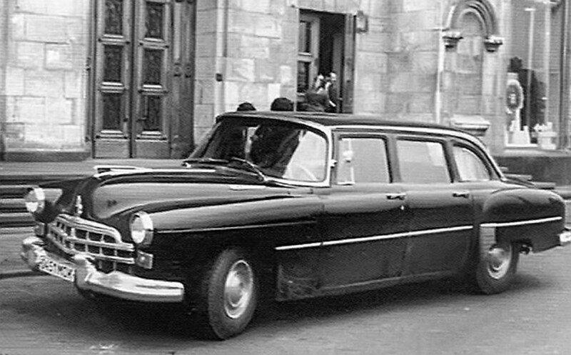 Самые необычные советские автомобили