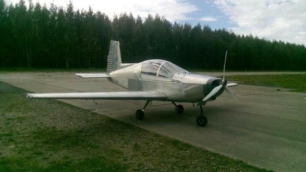 Новый российский самолет Дельфин-10М