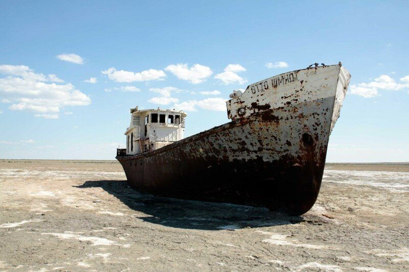 Жизнь и... одного Аральского корабля