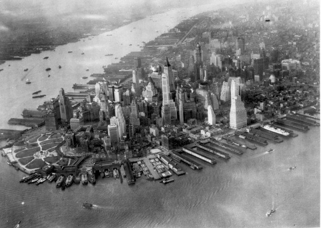 Трущобы Нью-Йорка 1870-1900 гг