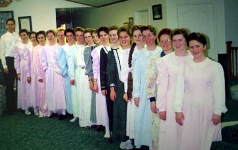 15 фактов о полигамии мормонов, которые они сами о себе не расскажут