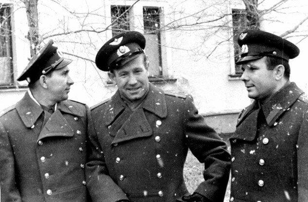 Полеты Гагарина, Леонова - как было
