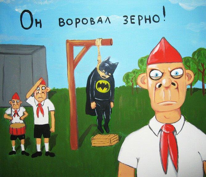 Как воровали в советском общепите 70-80 годов