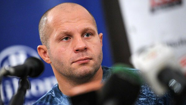 Федор Емельяненко резко осудил детские бои MMA в Грозном