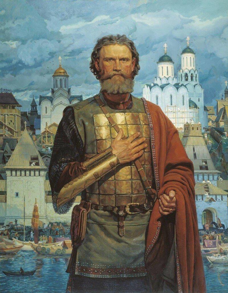 Дмитрий Донской. 666 лет со дня рождения!