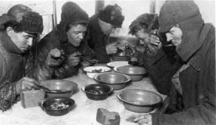 1928 год: замена буржуазных названий блюд пролетарскими