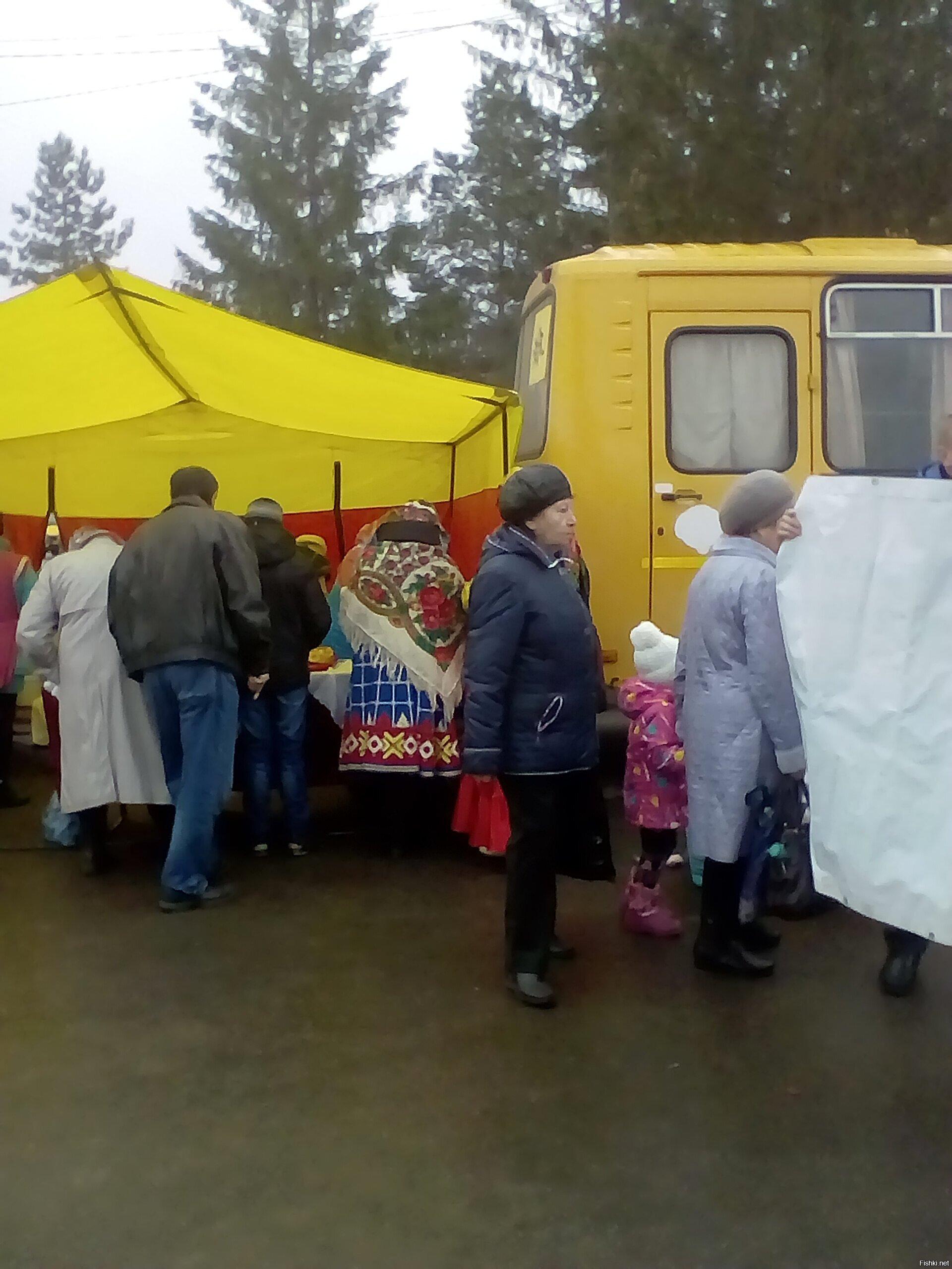 Ярмарка в Пензенской области