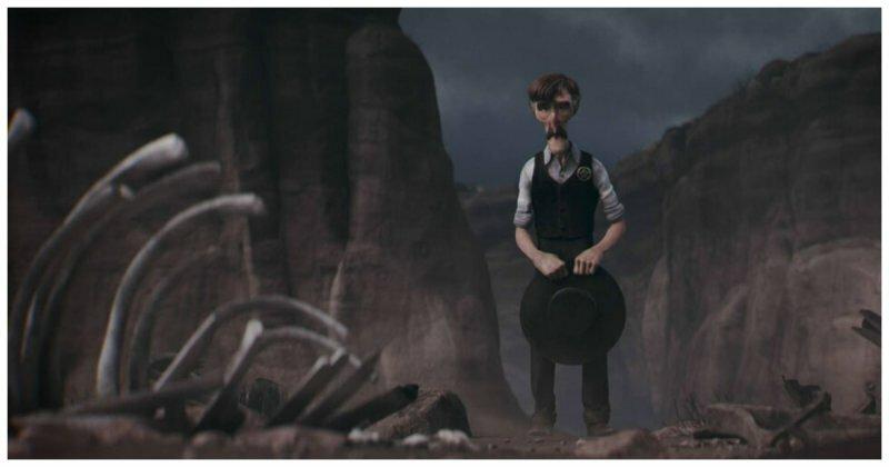 Новый трогательный короткометражный мультфильм, сделанный двумя аниматорами Pixar в свободное от работы время