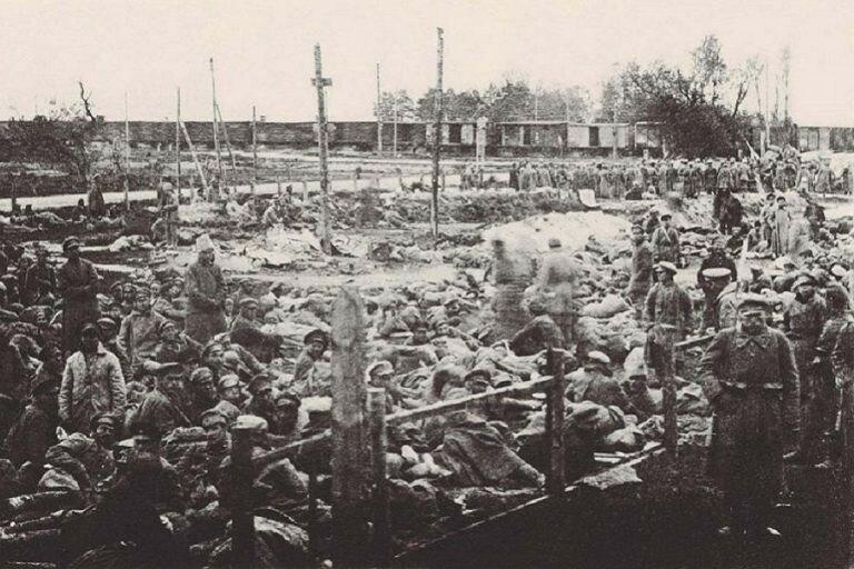 Польские концлагеря 20-х гг превзошли в зверствах нацистские