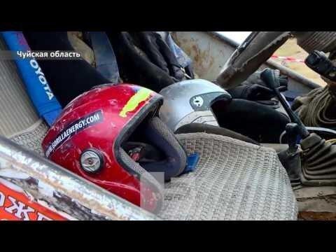 Джип-спринт в Киргизии