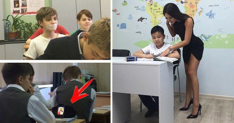 Сумасшедшие итоги первой школьной четверти 2016 года