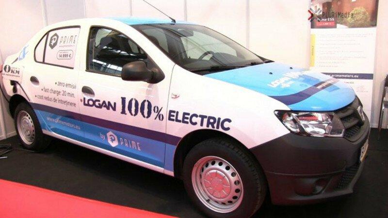 Электрический «Логан» сравнялся «Теслой»
