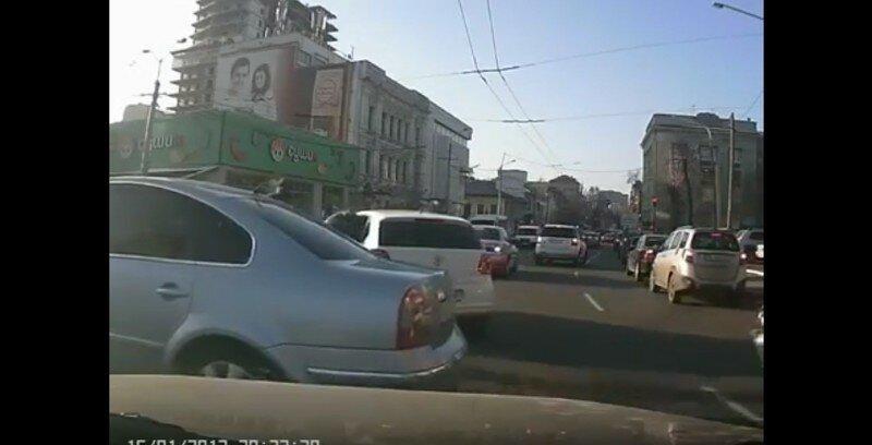 Ограбление автомобиля