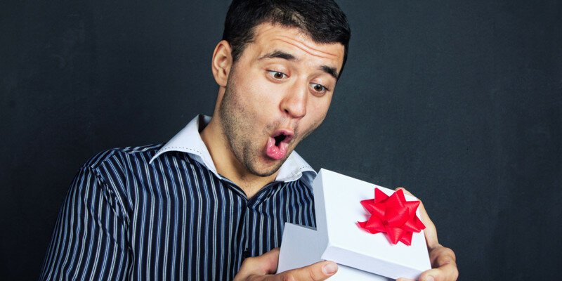 Подарки – на тебе, боже, что нам не гоже
