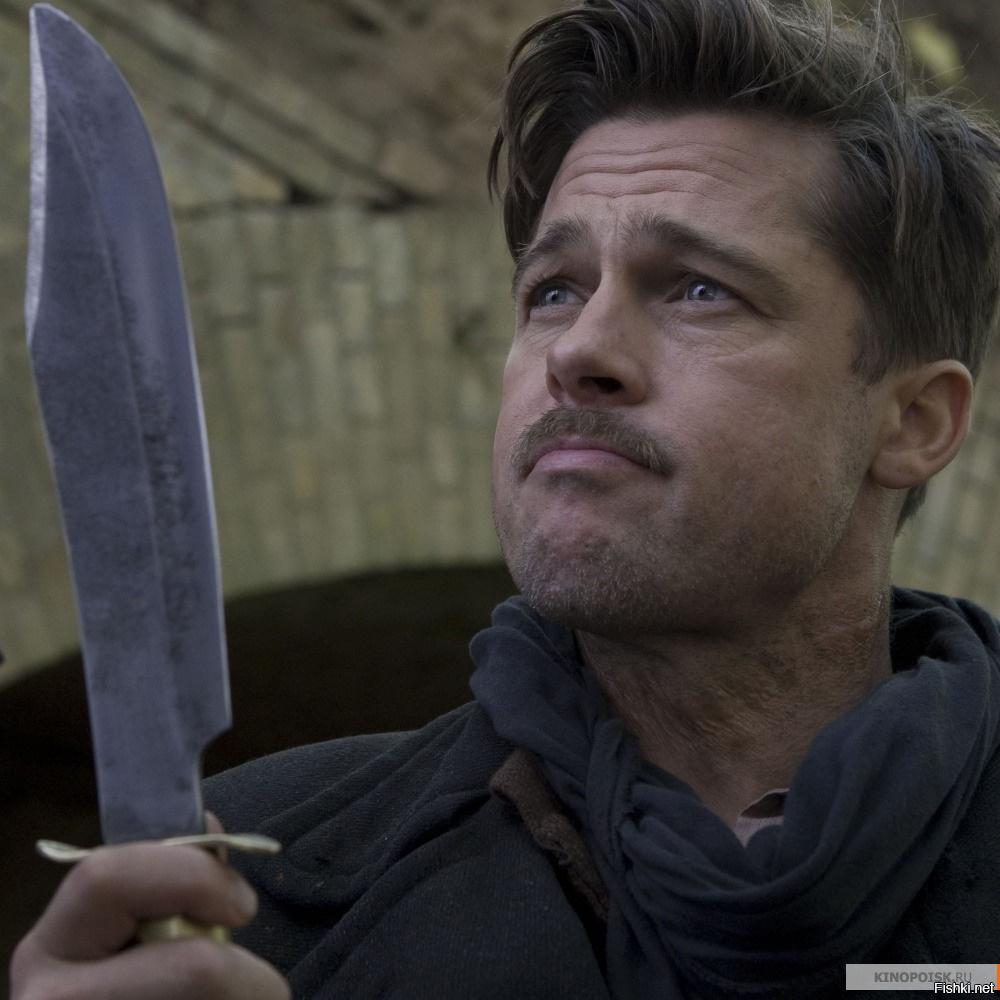 ножи в кино