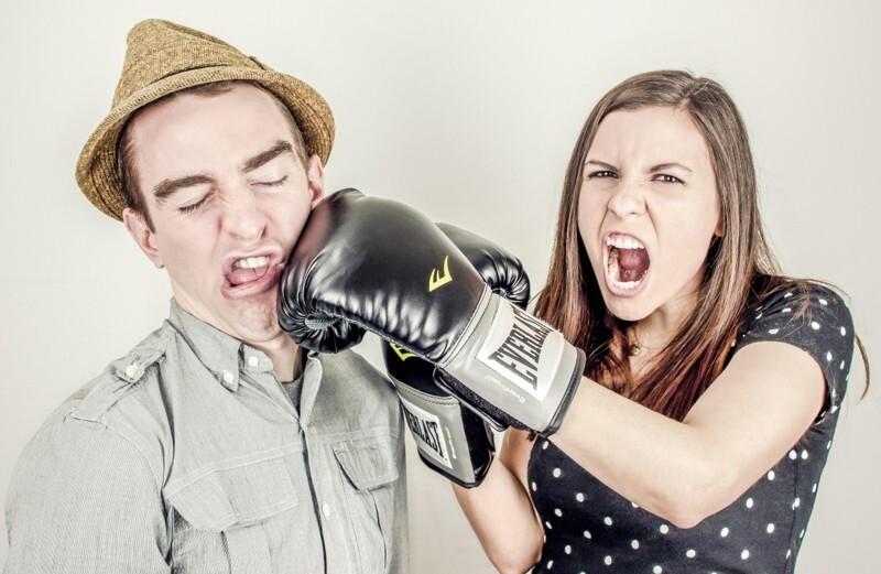 Чтобы испортить отношения достаточно начать их выяснять - подборка о скандалах и их последствиях