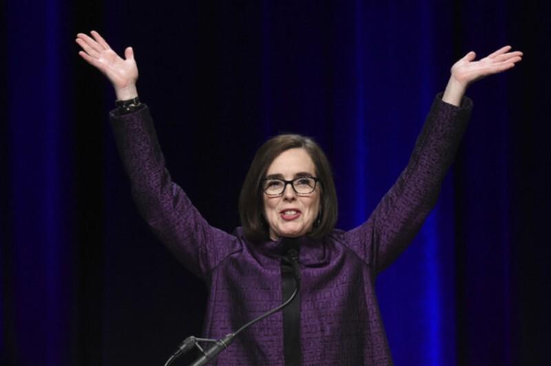 Шесть новых женщин в американской власти