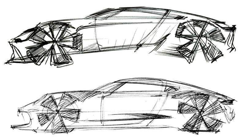 Проект Саши Селипанова Porsche 911. Мысли и идеи