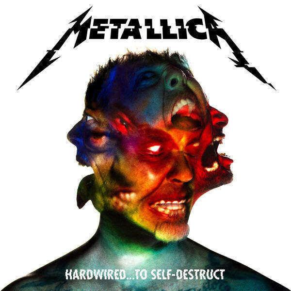 Вышел новый альбом Metallica