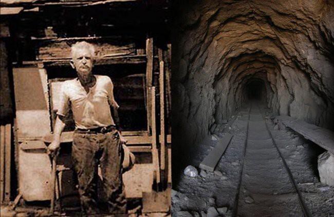 Человек копавший тоннель 32 года в никуда!
