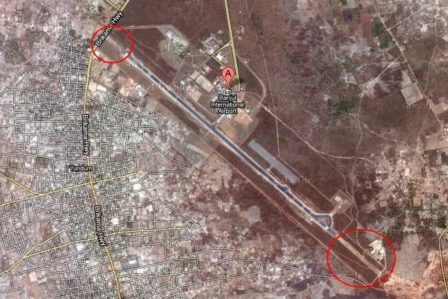 Найден Аэродром Древних  цивилизаций! Аэродром Юндум на территории Гамбии