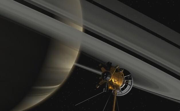 Аппарат «Кассини» приступает к последней научной миссии