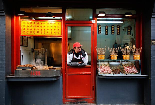 Китай обогнал Россию по средней зарплате