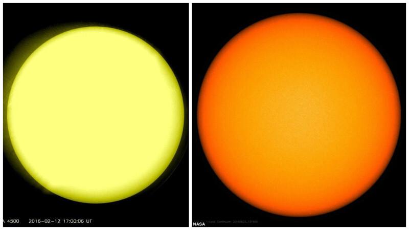 NASA: уровень активности Солнца - самый низкий с 2011 года