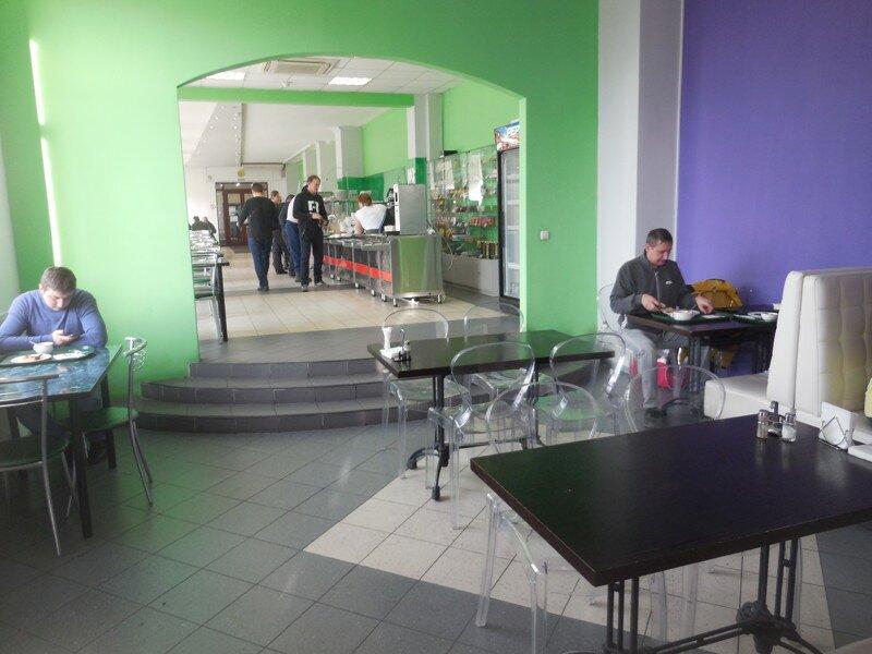 Как недорого пообедать в Домодедово