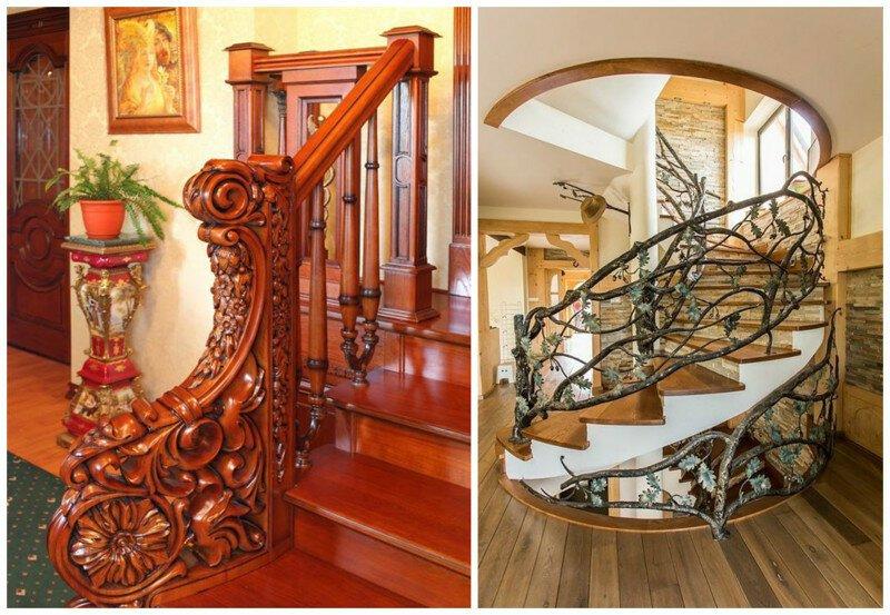 Лестницы, ведущие к эстетическому наслаждению
