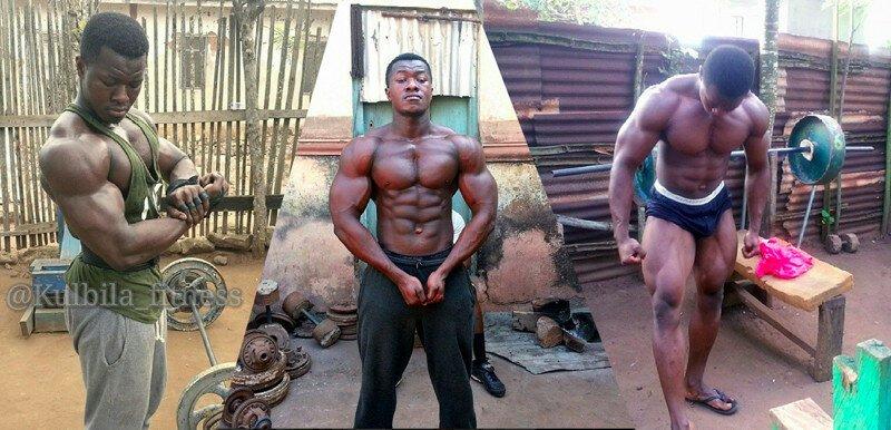 Монстры из Африки: отсутствие спортзала - не оправдание
