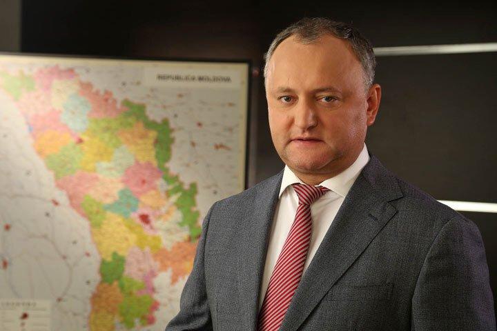 Последние новости. Президент Молдавии уволил министра обороны