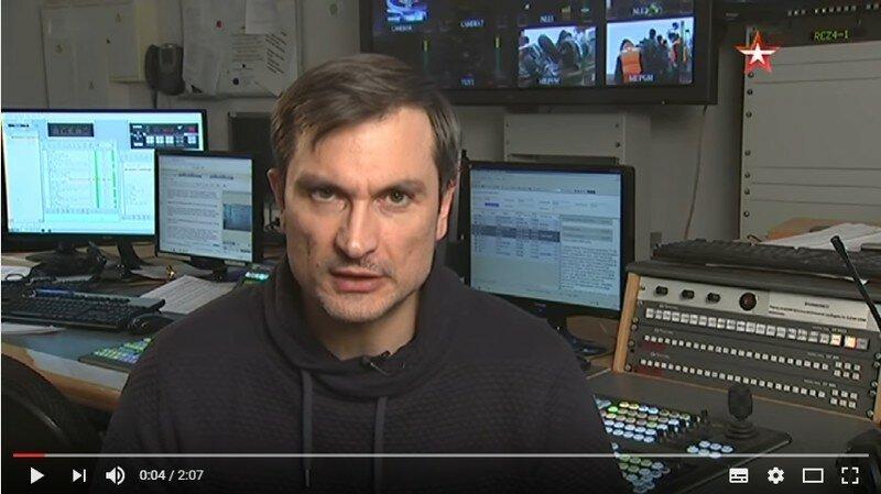 Работаем за себя и за наших парней: Подкопаев о погибших журналистах «Звезды»