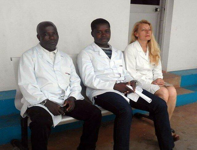 Белорусский врач акушер-гинеколог о своей работе в Анголе