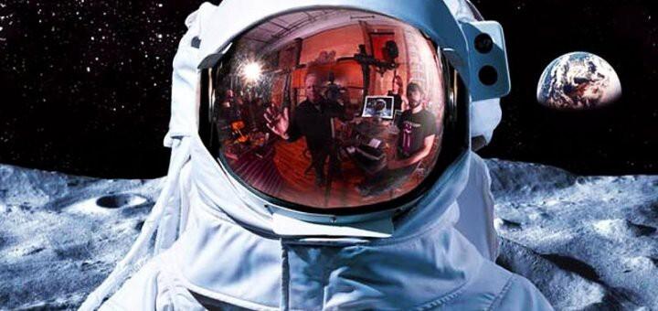 Поддельные астроноты НАСА