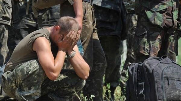 Сотни украинских силовиков были госпитализированы в новогодние праздники