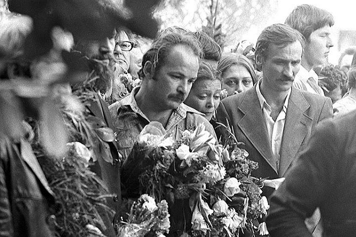 КАК ЭТО БЫЛО: Похороны Владимира Высоцкого