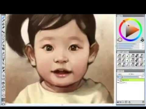 Corel Painter - уровень БОГ