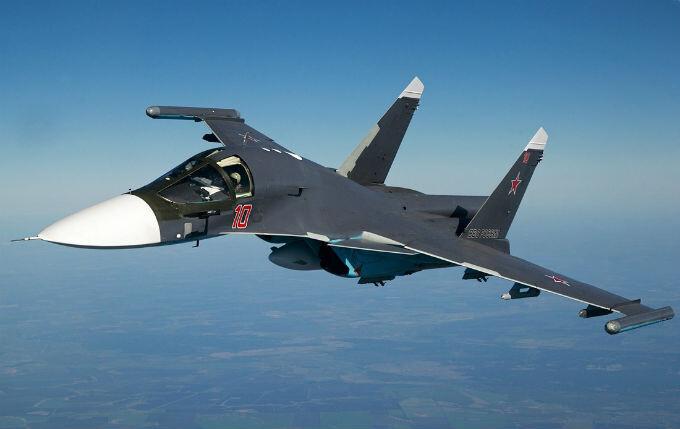 Алжир стал первым покупателем экспортной версии Су-34