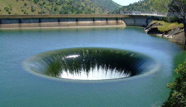 Удивительнейшие водовороты мира