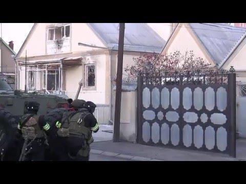 Спецоперация УФСБ и МВД КБР 15-17 января в Нальчике, КБР