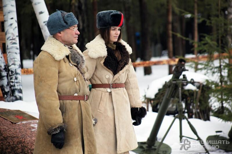 «Партизанская деревня»: война и быт народных мстителей Великой Отечественной