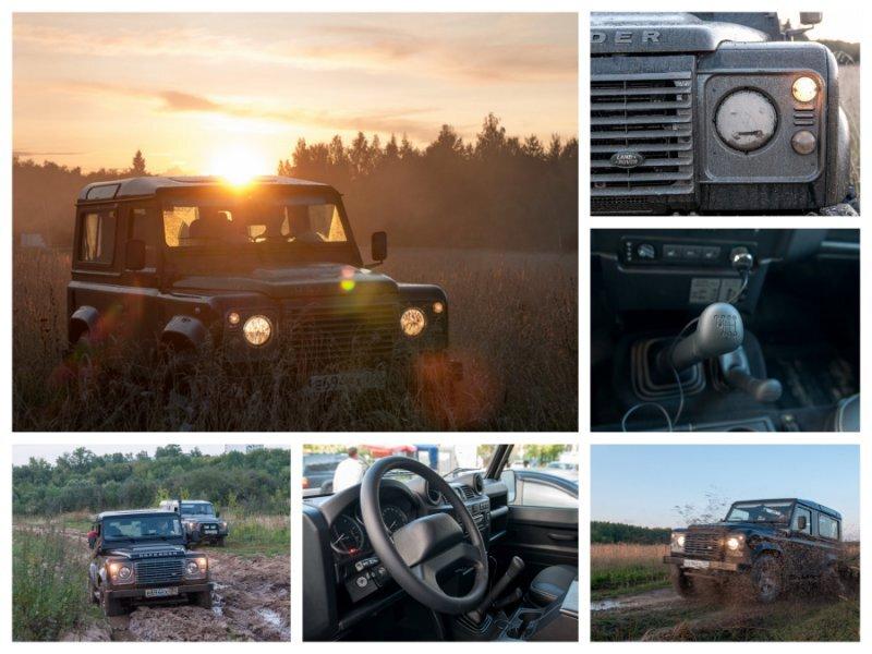 Land Rover Defender - Прощание с легендой